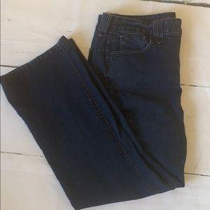 NYDJ Plus size boot cut jeans 16W
